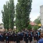 Festivitatea de absolvire - 2013