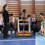 Concursul de catapulte