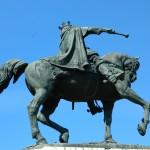 Piata Palatului - Statuia lui Stefan cel Mare 6