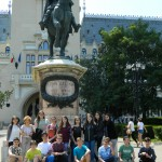 Piata Palatului - Statuia lui Stefan cel Mare 8