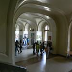 Sala Pasilor pierduti. Galeria Sabin Balasa - univ 21